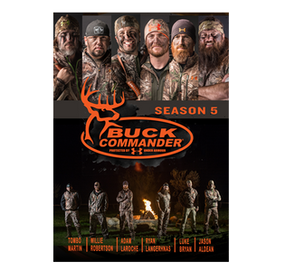 Buck Commander Protected by Under Armour Season 5 DVD