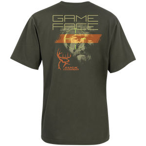 Game Face Buck Commander T-Shirt