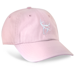Buck Commander Women's Light Pink Hat