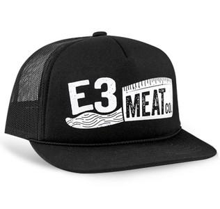 E3 Meat Co. Cleaver Richardson Trucker Hat