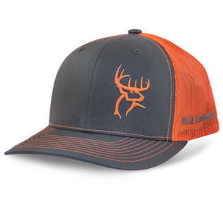 Buck Commander Neon Orange Richardson Hat