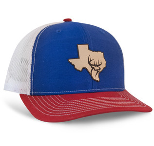 LIMITED EDITION Buck Commander Texas Richardson Hat