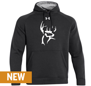 Buck Commander Under Armour Black Hoodie