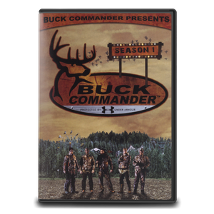 Buck Commander Protected by Under Armour Season 1 DVD