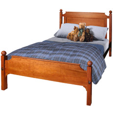 Henry Bed w/Low Footboard