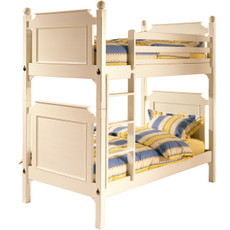 Henry White Bunk Bed