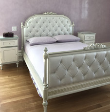 Princess Tufted Bed