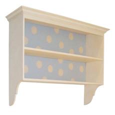 Swedish Nursery Shelf