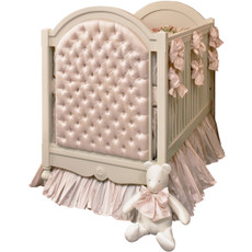 Princess Tufted Crib