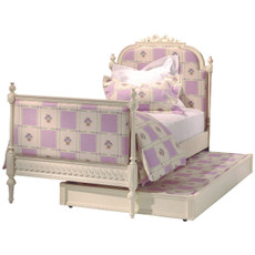 Princess Bed w/Trundle
