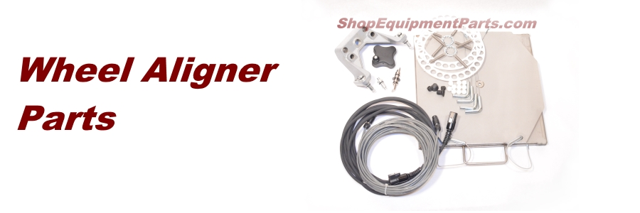 Various Wheel Aligner Parts