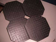 PAD SET, for vehicle adapters, Older Challenger