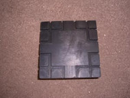 PAD, Rubber, for Vehicle Adapter, square