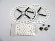REPAIR KIT, for Stainless Steel Turnplates, No lock pins. 41-11-H