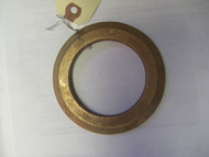 Ring, brass, spindle boot