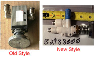 Air VALVE, foot controlled,Hunter,large button.