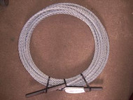 "CABLE, Equalizing, 33' 6"" x 1/4"""