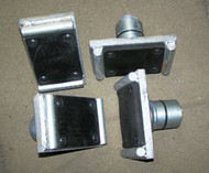Vehicle ADAPTER for Rotary 10K lift. Set of 4.