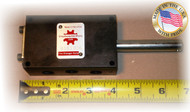 Foot controlled Air Valve for Coats Tire Changers. Made in the USA. Part # 8181986-US.