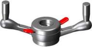 36mm X 3 mm, QuickNut WINGNUT,Turning Handles