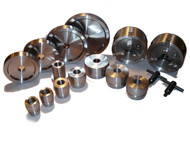 Complete Brake Lathe Adapter Set.