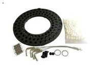 Repair kit for Heavy Duty Truck and Bus Alignment Turn-plates.