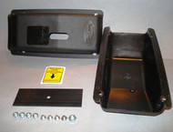 COVER SET, Lock; for Rotary brand Lifts. FJ7451, FJ7452