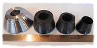 4 CONE SET for 36mm shaft