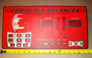 DISPLAY TOUCH-PANEL, WB-953 Wheel Balancer