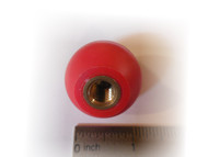 BALL HANDLE, Lock Release; for many Rotary brand 2-post lifts. FC134-91