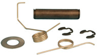 Lock SPRING & PIN Kit for most Rotary 2-post lifts.