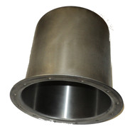 Photo of Stainless Steel Bead Breaking Cylinder can.