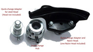 Quick-change Kit, Mounting Head.  224418KIT