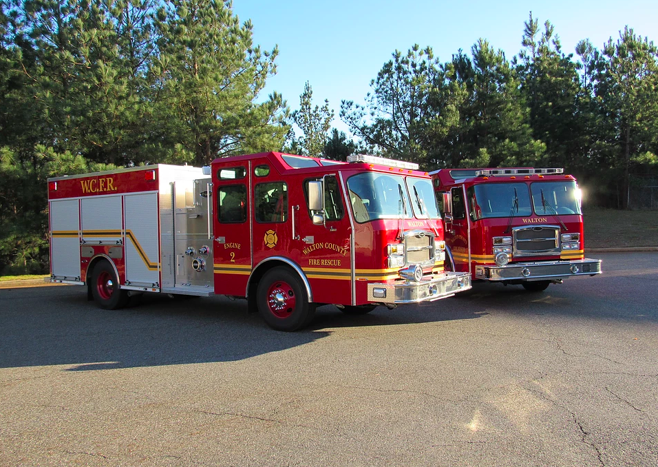 Walton county fire district