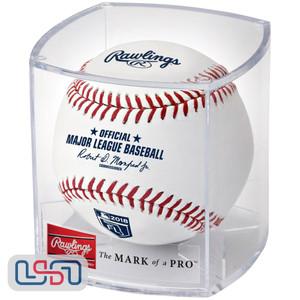 Rawlings Official 2018 Florida Spring Training MLB Game Baseball - Cubed