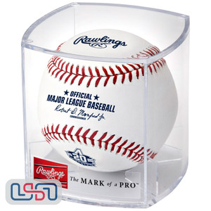 2018 Arizona Diamondbacks 20th Anniversary Rawlings Official MLB Game Baseball - Cubed