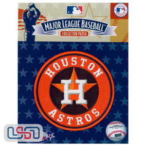 Houston Astros MLB Official Licensed Home Jersey Sleeve Patch