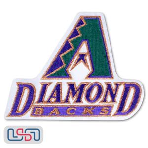 Arizona Diamondbacks MLB Official Licensed Sleeve Patch
