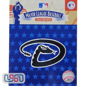 Arizona Diamondbacks MLB Official Licensed Snake Hat Sleeve Patch