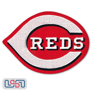 Cincinnati Reds MLB Official Licensed Primary Logo Sleeve Patch