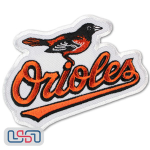 Baltimore Orioles MLB Official Licensed Primary Logo Sleeve Patch