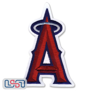 Los Angeles Angels MLB Official Licensed Primary Logo Sleeve Patch