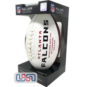 Atlanta Falcons Signature Series Football - Full Size