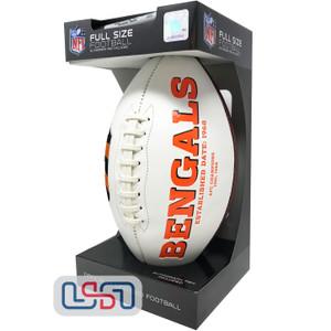 Cincinnati Bengals Signature Series Football - Full Size