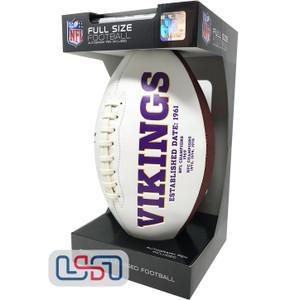 Minnesota Vikings Signature Series Football - Full Size
