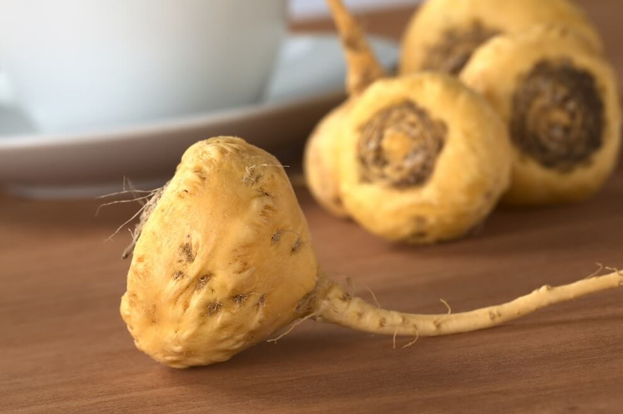Maca Root - the best hormonal acne treatment