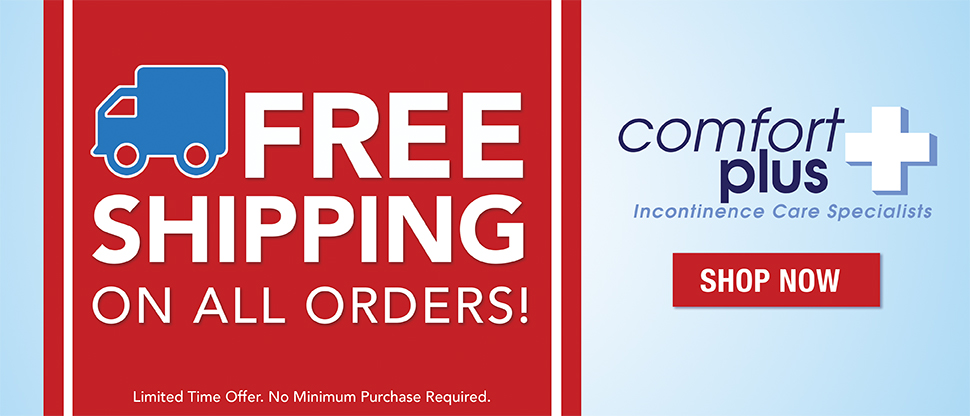 Free Shipping from Comfort Plus