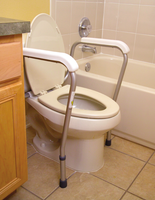 Toilet Safety Frame