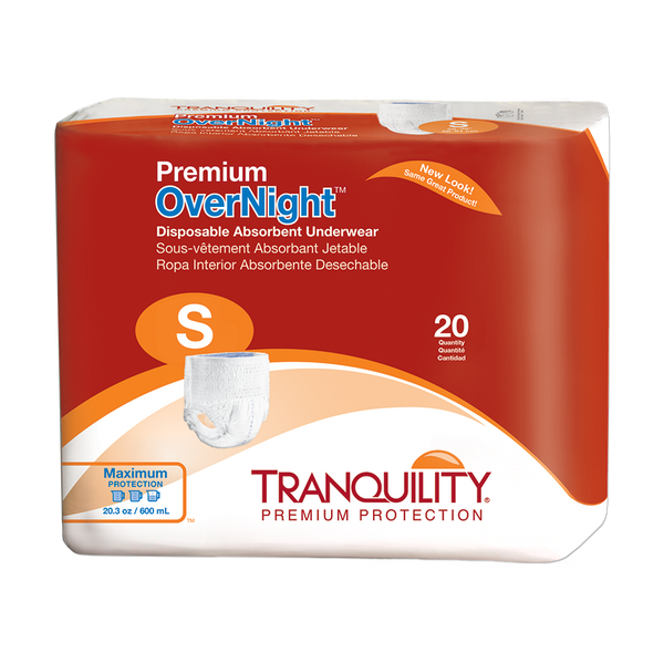 Adult Overnight Diapers Tranquility Adult Diapers Most