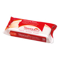 Tranquility® Cleansing Wipes (Mini Case)